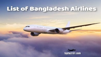 List of Bangladesh Airlines