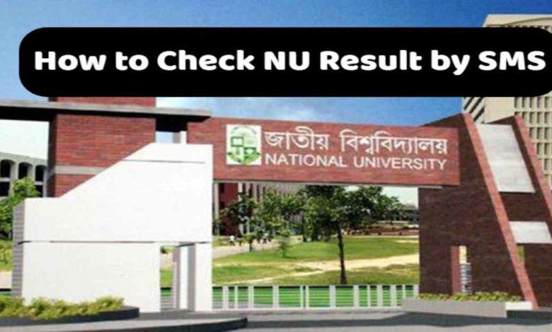 Check NU Result