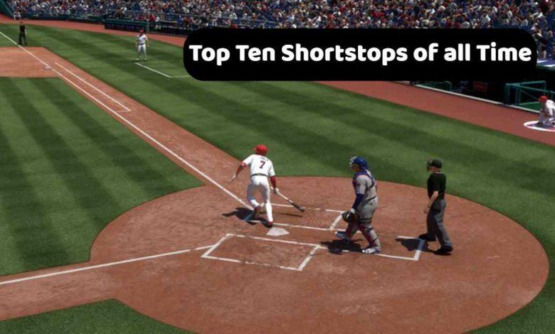 Top Ten Shortstops
