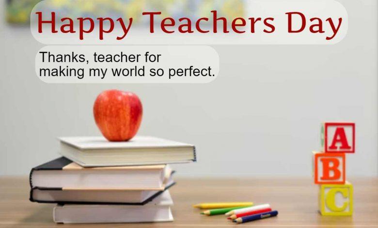 Teacher Day status